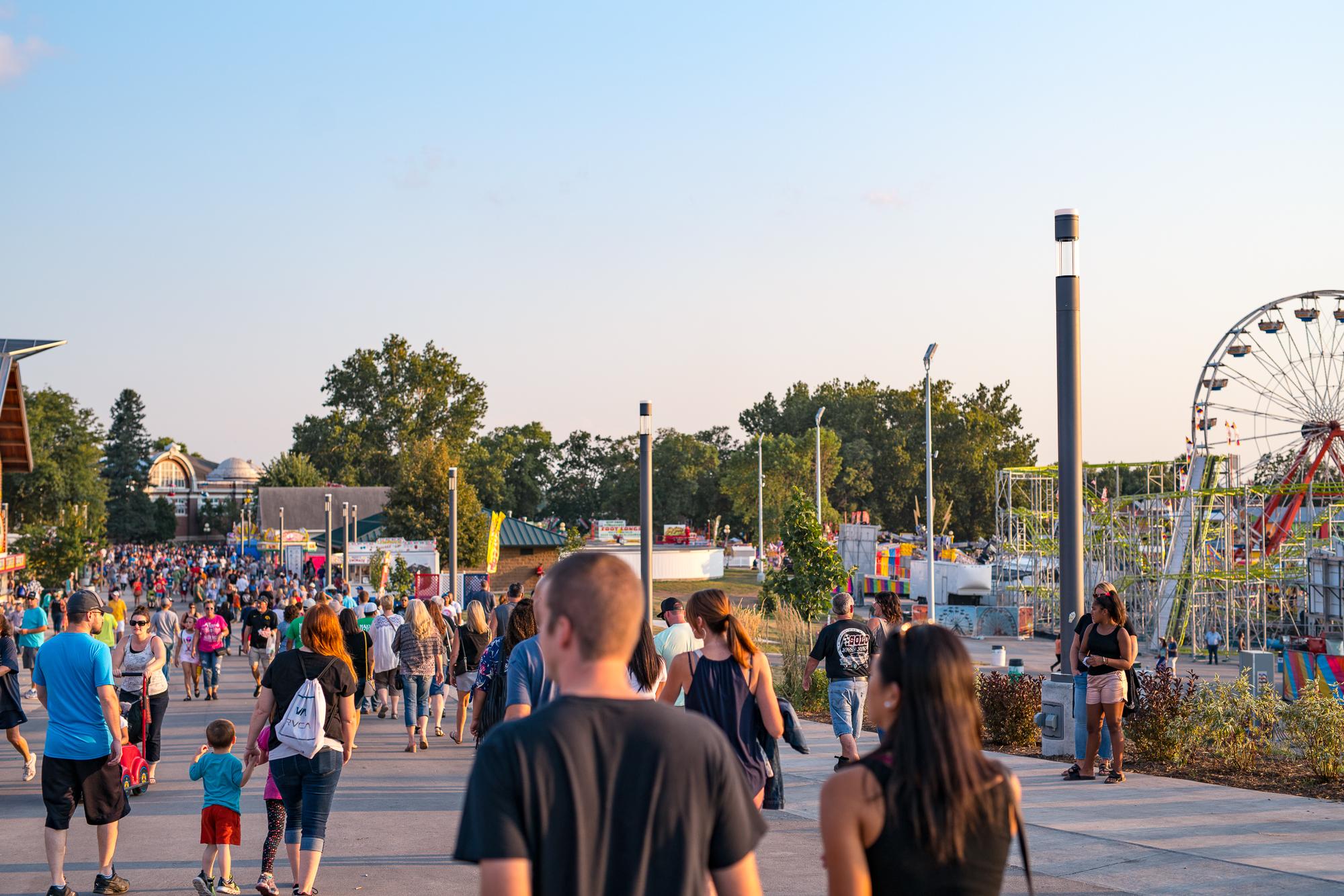 Iowa state fair dates