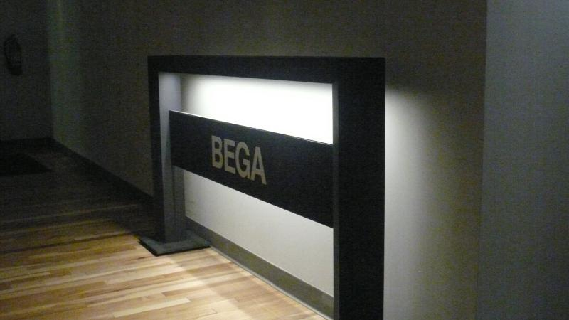 Bega Showroom