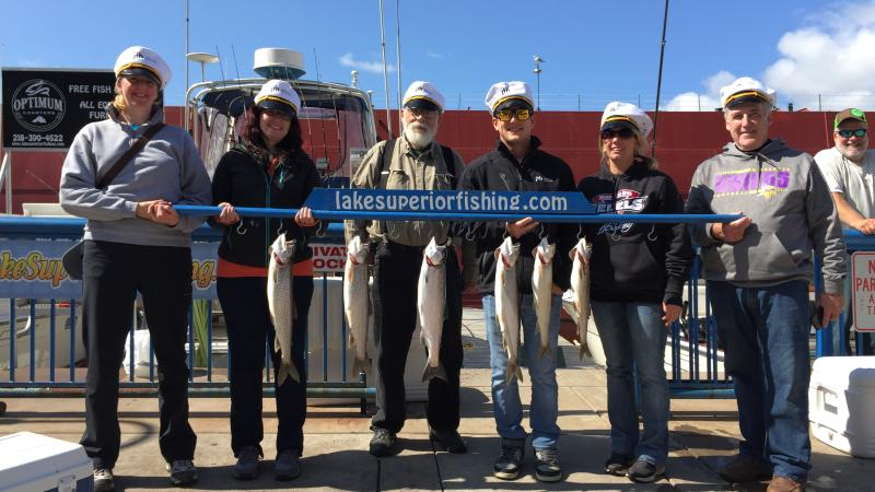 Specifier Fishing Event