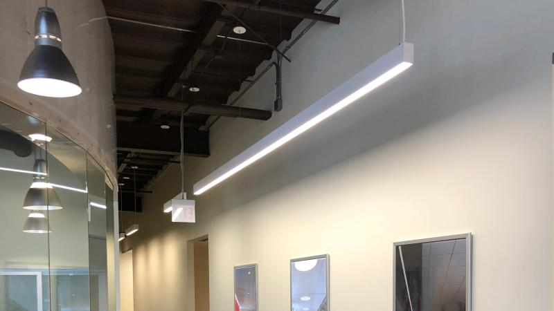 JTH Visits Focal Point | JTH Lighting Alliance