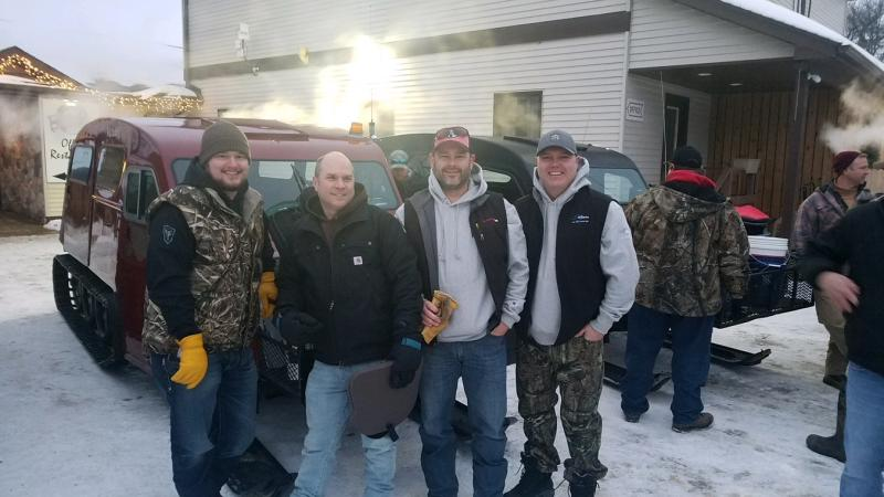 2019 Ice Fishing Trip